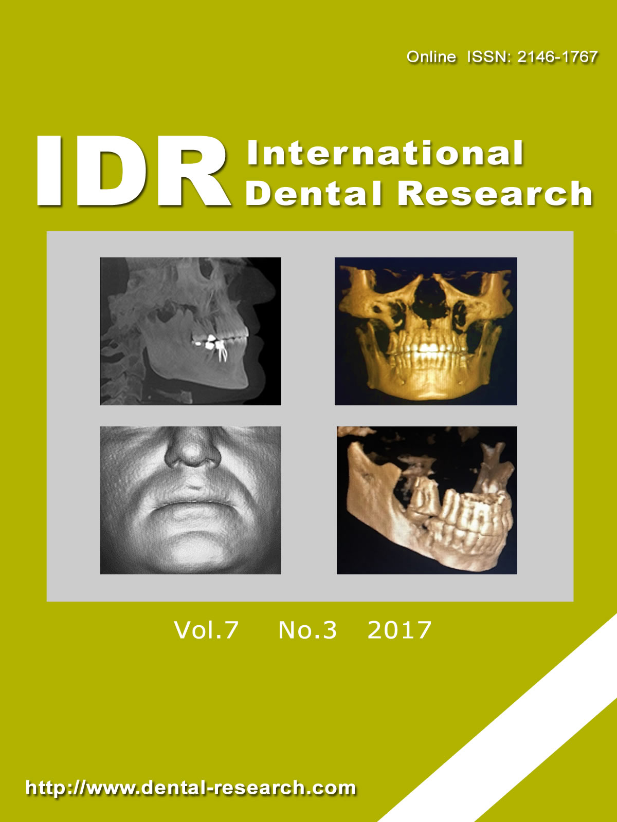 international oral academic journal articles